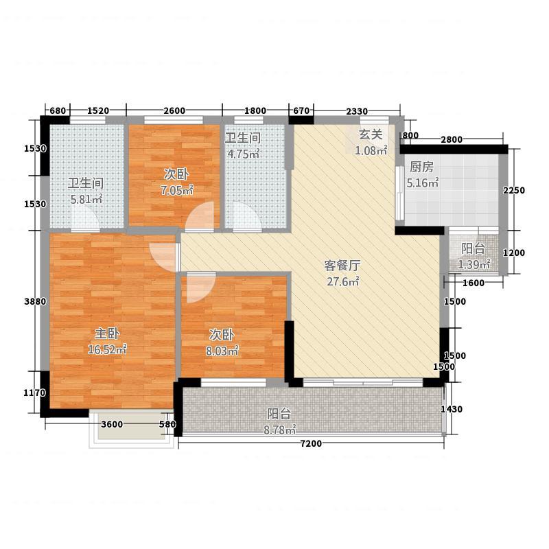 麒龙国际会展城4.20㎡A4A5号B单页户型