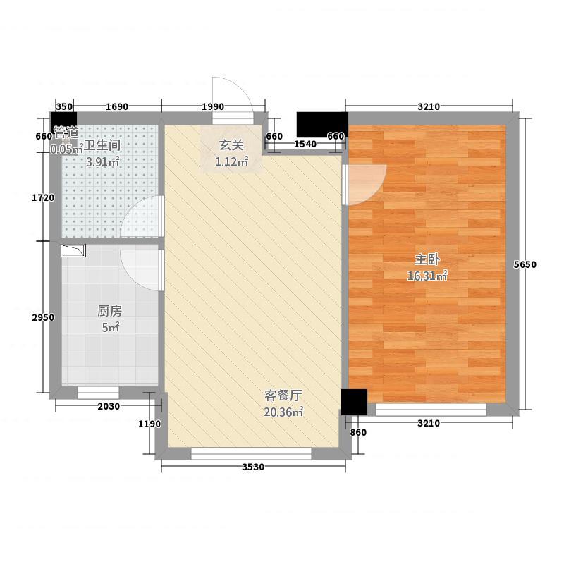皇家公寓户型