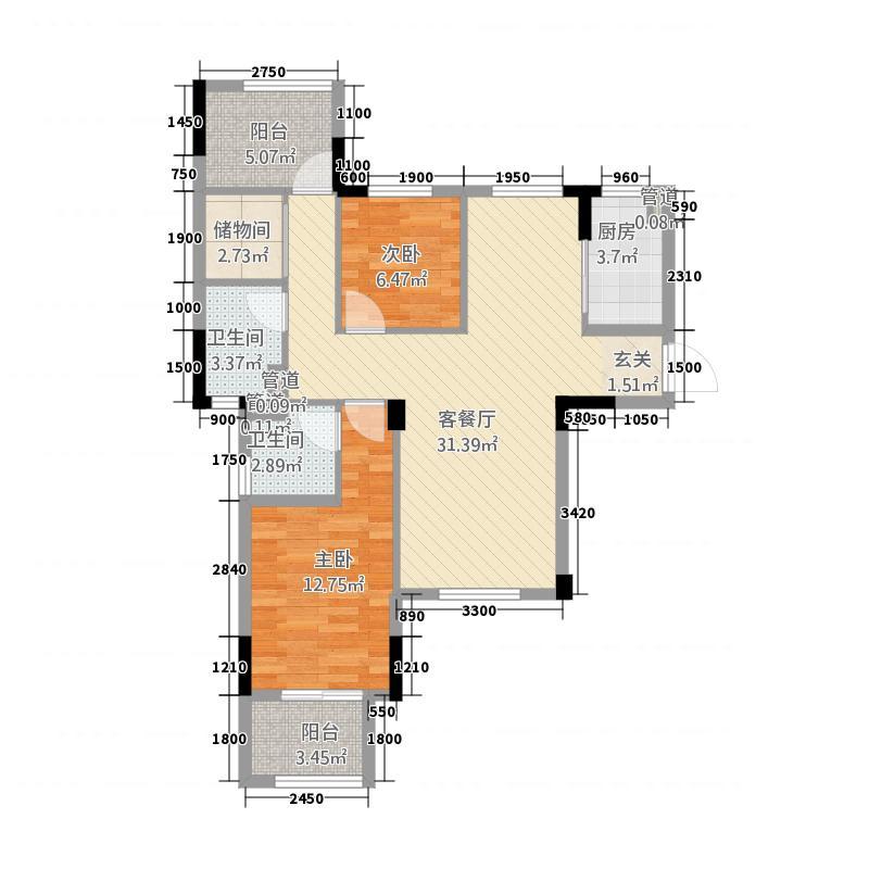 海亮・丁香公寓QQ截图20150505105850户型