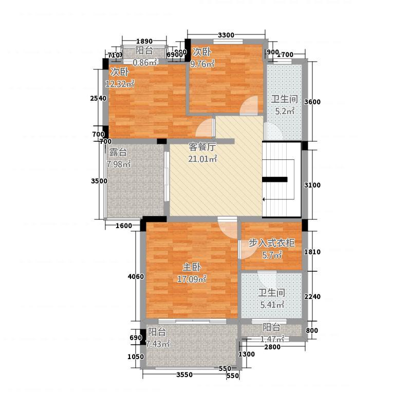 惠东富力湾21254.20㎡A2-1户型4室4厅4卫1厨