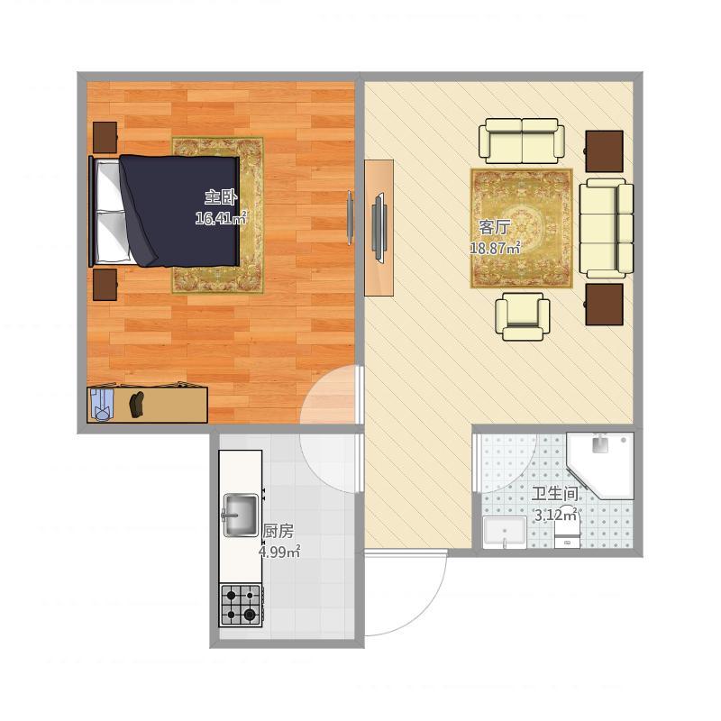 今阁公寓A3