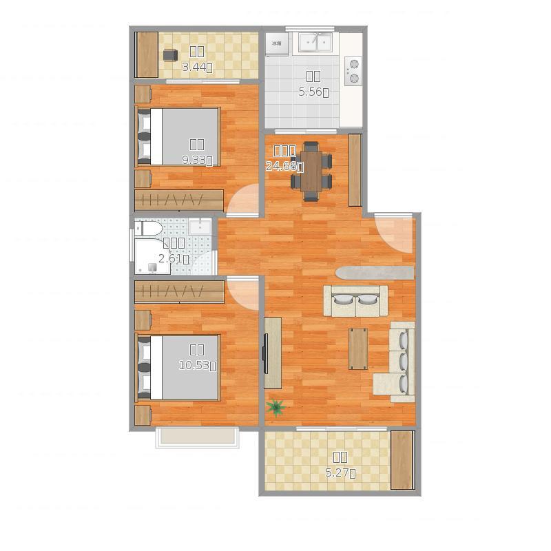 长沙-新星小区-设计方案