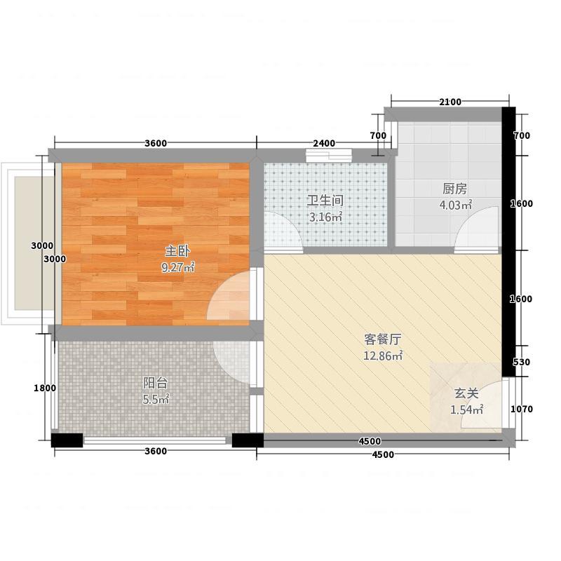 天宁新城二期・畅园03户型