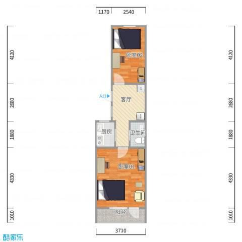 海淀区西木小区4号楼9单元2层202