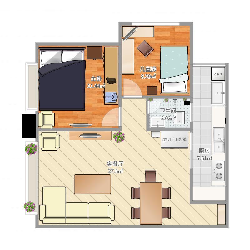 重庆_钻石公寓_2015-12-08-1535