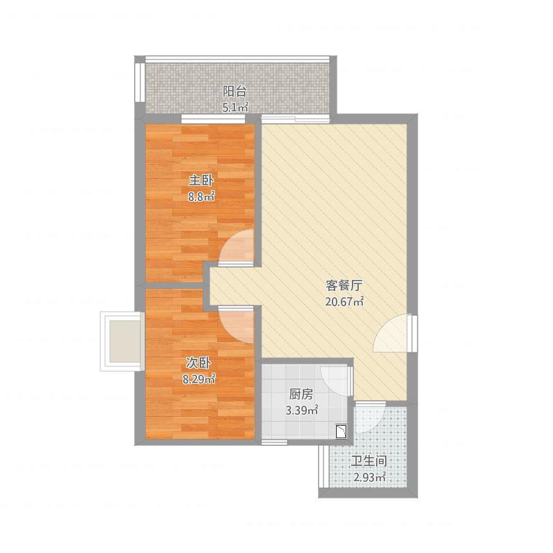 广州人和5号房-设计1