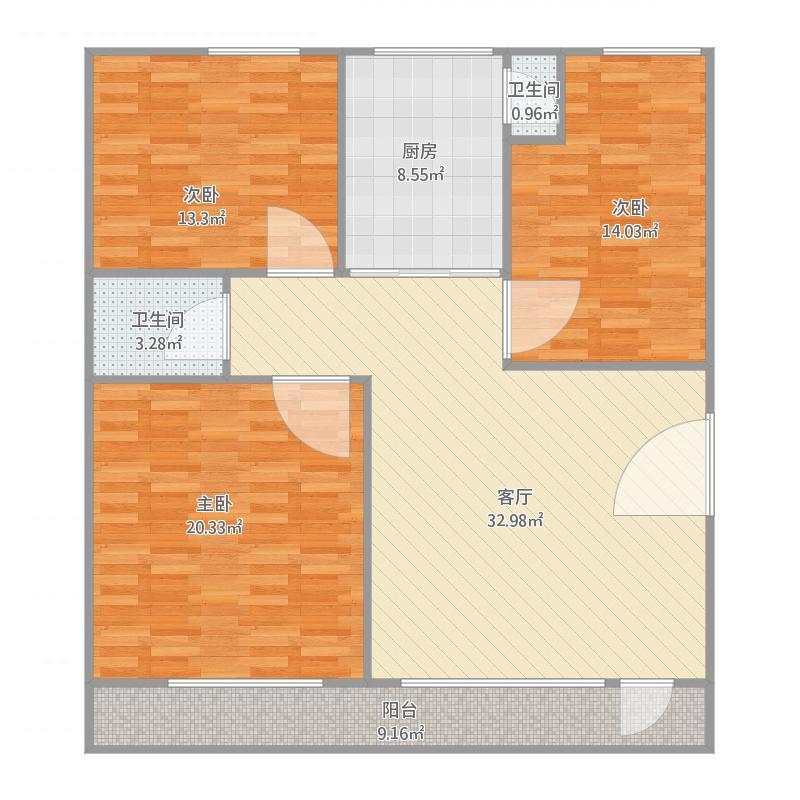 佛山_红棉苑3楼_2015-12-13-1051