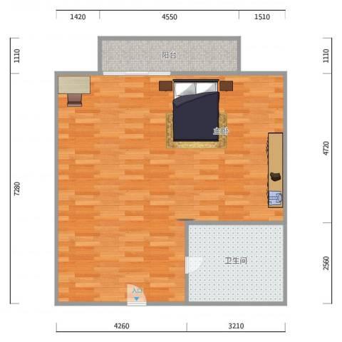 君誉公寓2座1311