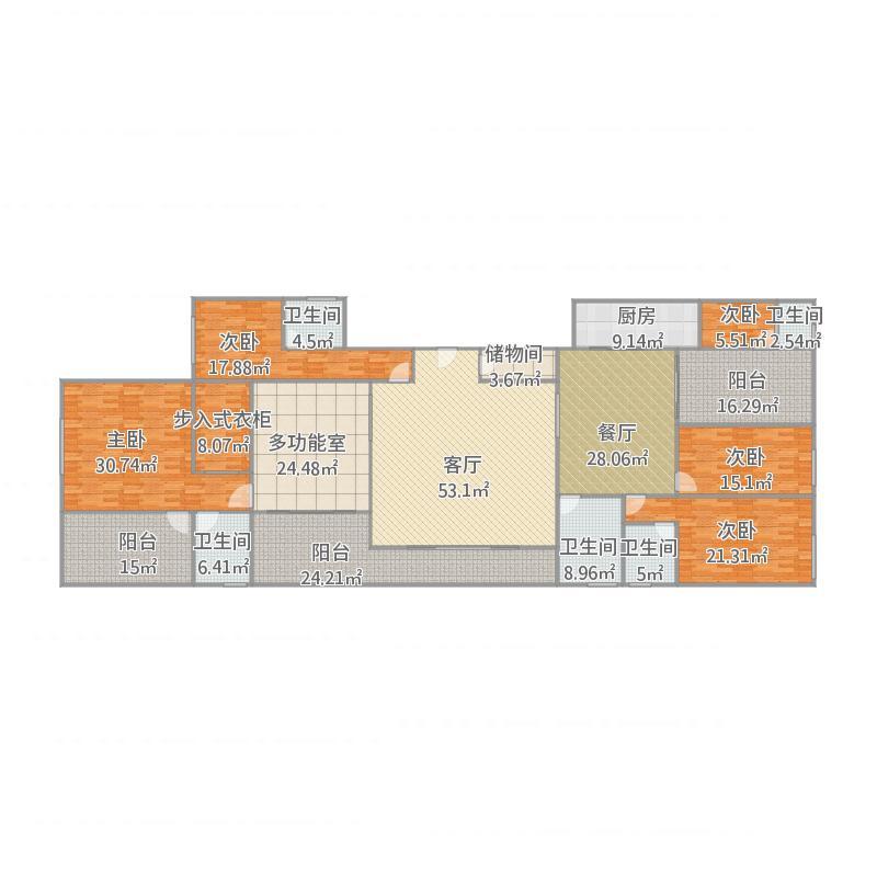 珠海_格力广场—23栋1003
