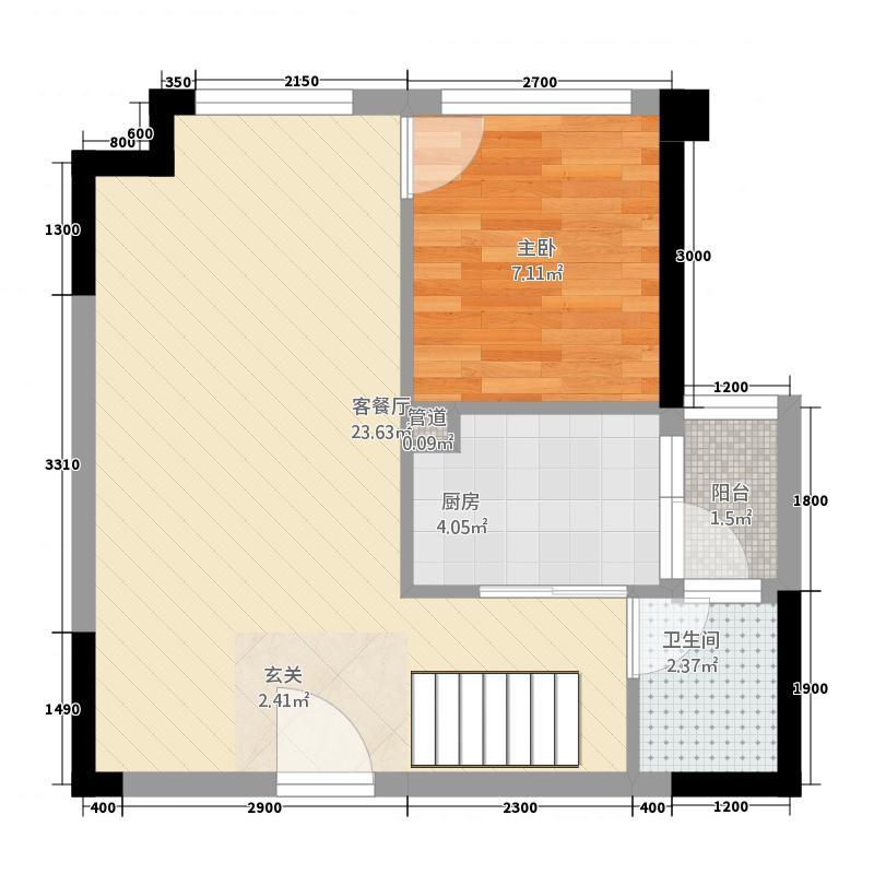 嘉年华青年城smart公寓6、7号楼