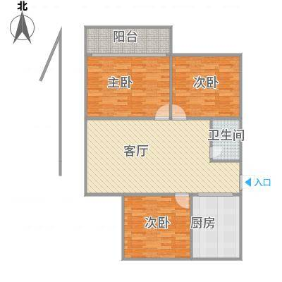 南京_清河新寓二村_2016-01-05-1213
