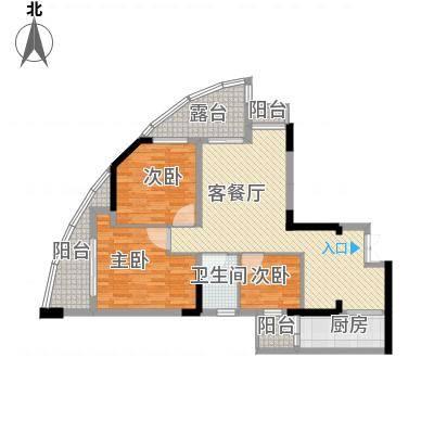 122方现代简约三房