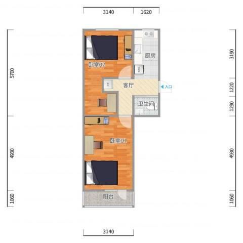 马家堡西里45号楼4单元603
