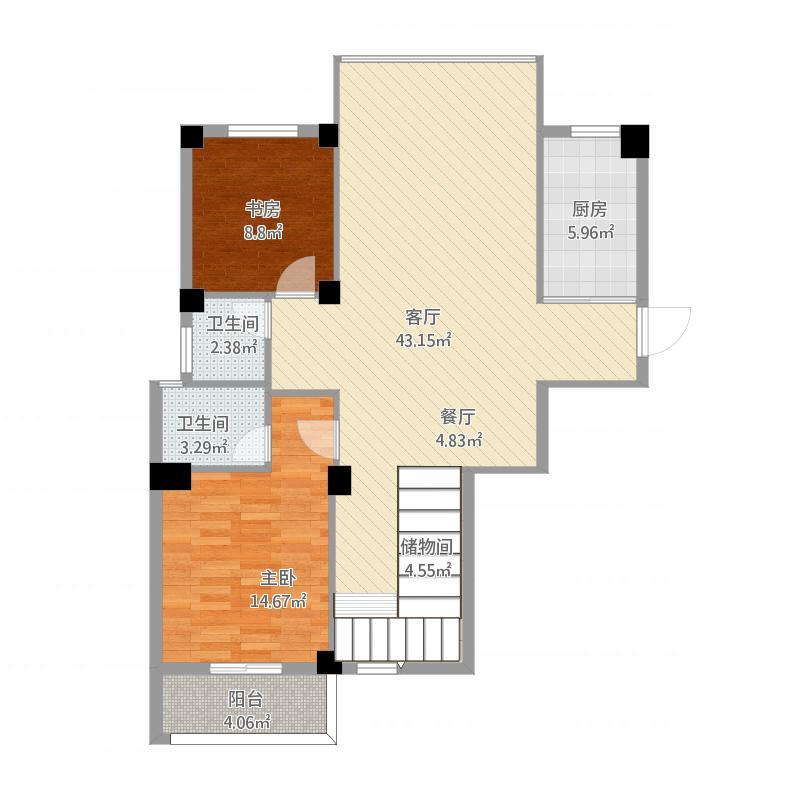 中信豪庭1栋1705