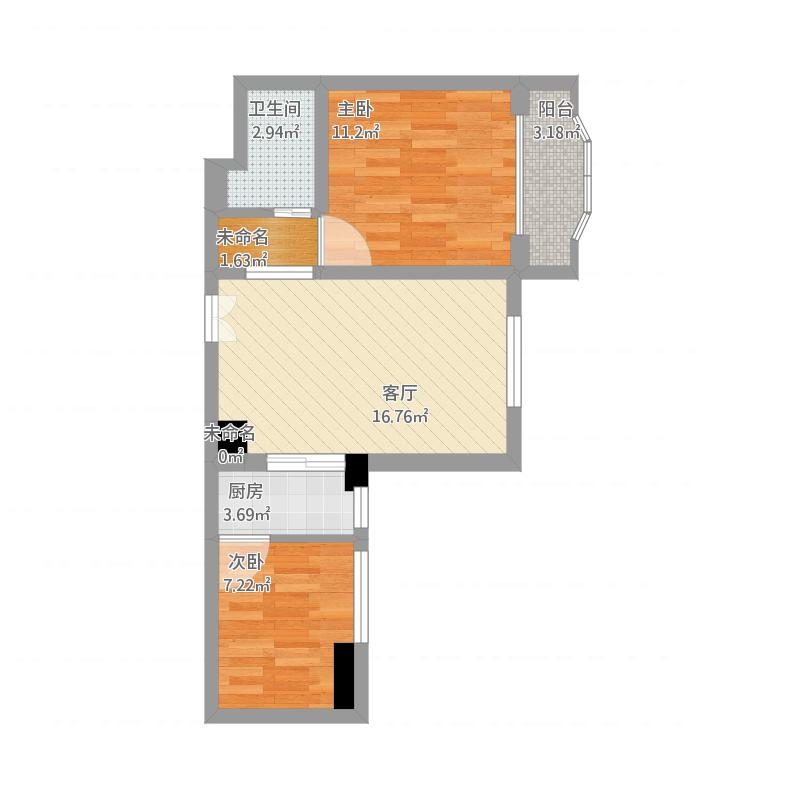 西凌新邨2号楼1211(原始图)