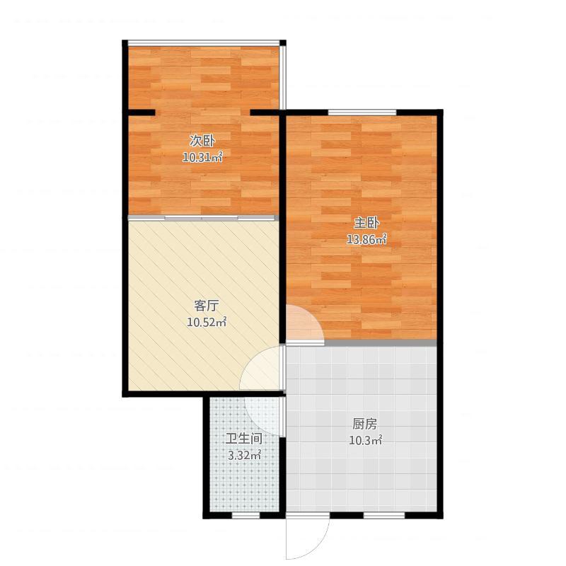 上海_nn-幸福公寓-户型图_2015-12-21-2132