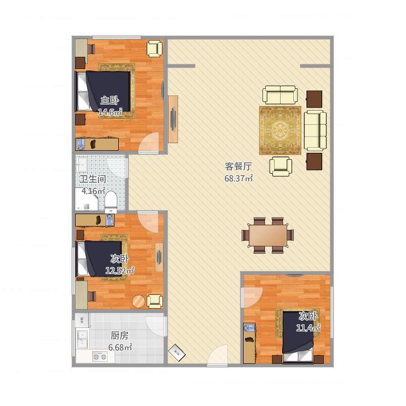 燃气公司宿舍C2