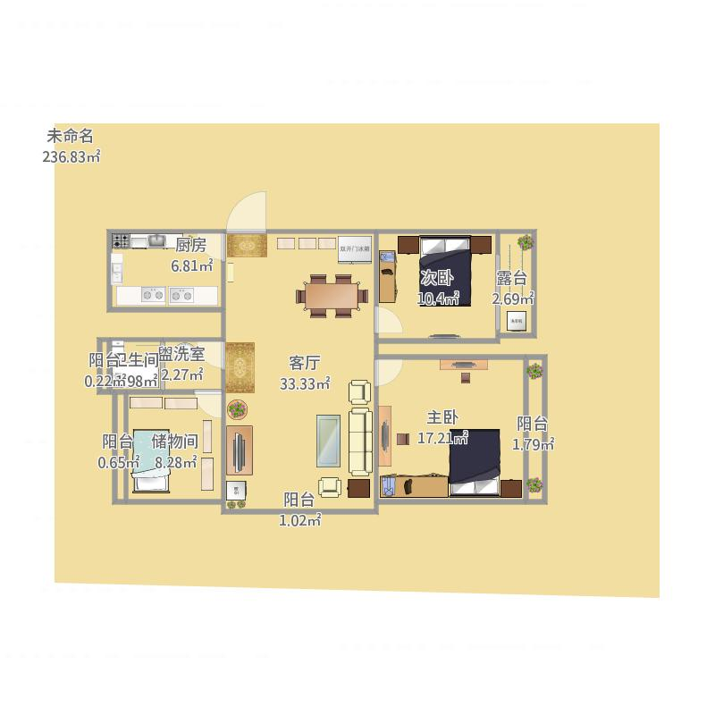 青岛_未知小区_2016-01-15-2058