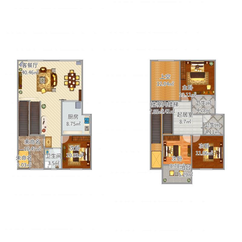成都_G2户型_2016-01-14-1559