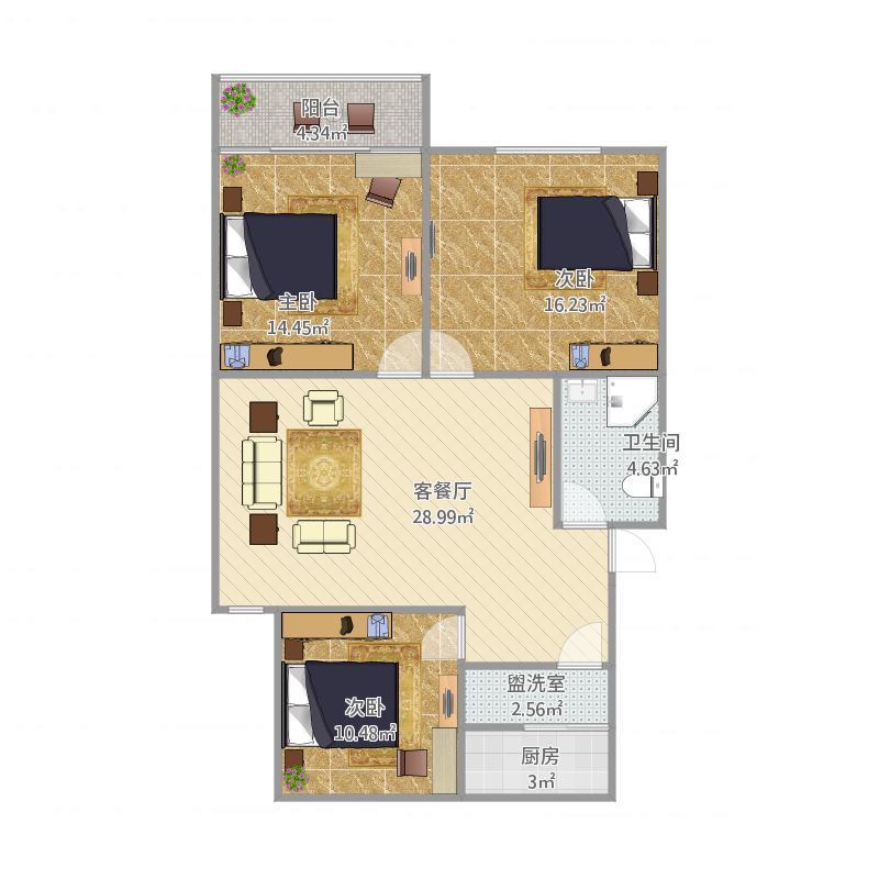 济南_未知小区_2016-01-27-1538