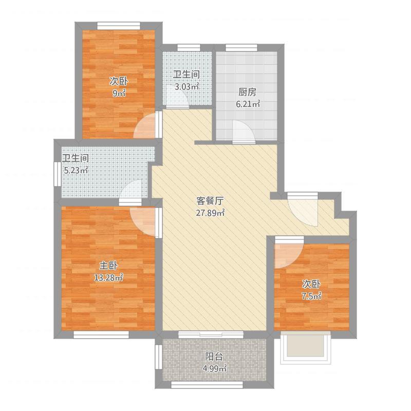 唐山_上海48908-C1-89㎡_2016-02-04-2143