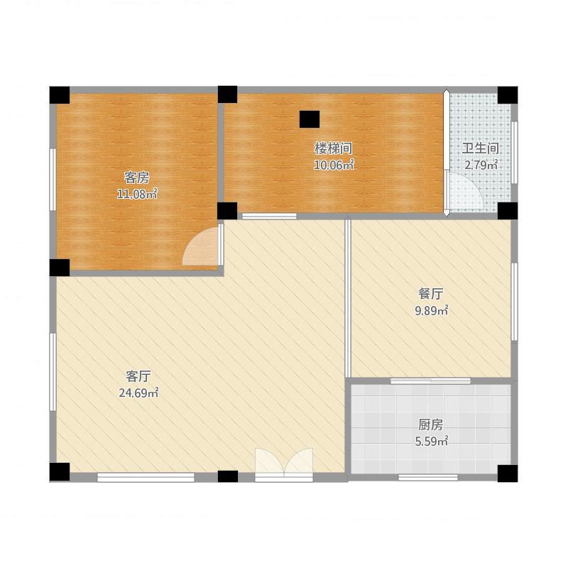 汕头_少宏住宅1层_2015-09-30-1103