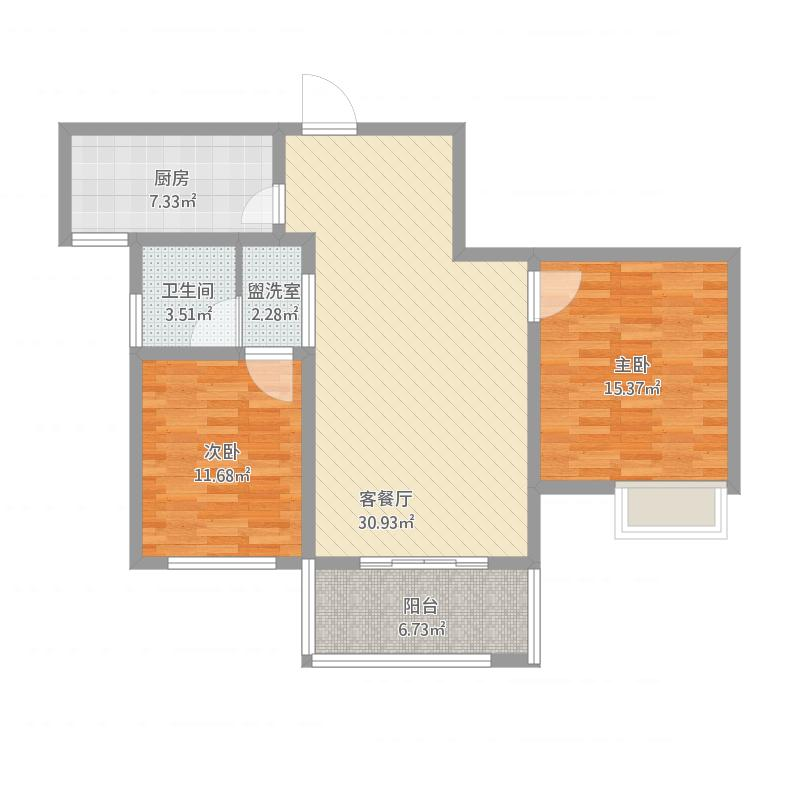 唐山_南京49416-B1-89㎡_2016-02-06-0909