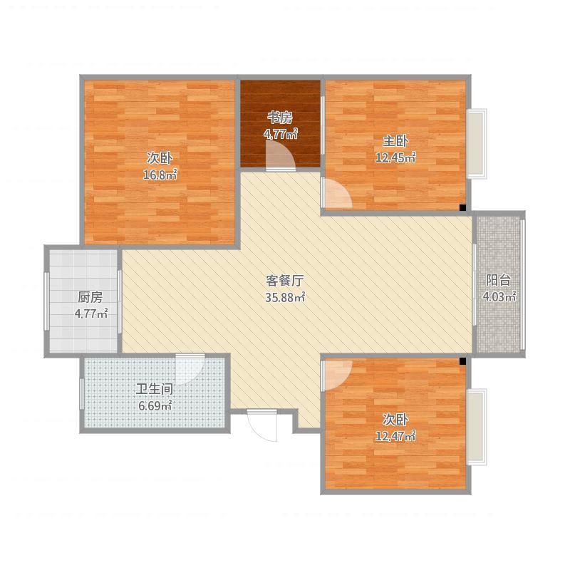众鑫嘉园20号楼603