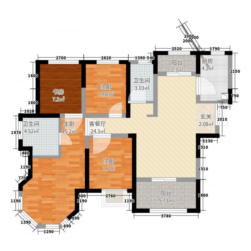 中南世纪锦城7号楼