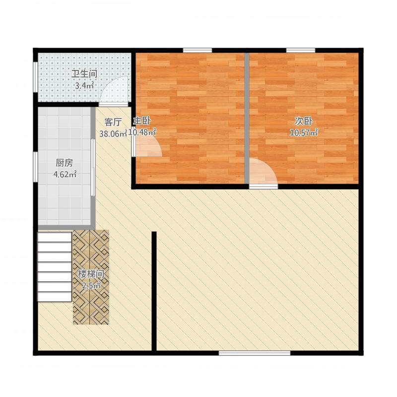 保靖农村二层小楼第二层_2016-02-19-1148