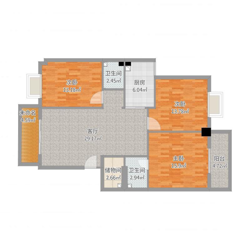 下林安置房1204