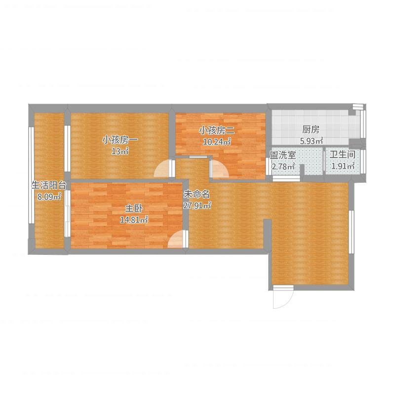 省退休中心单位房111