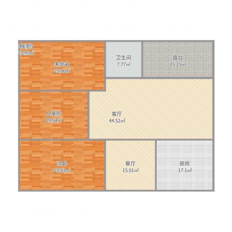1#-2#楼公寓平面2000版1