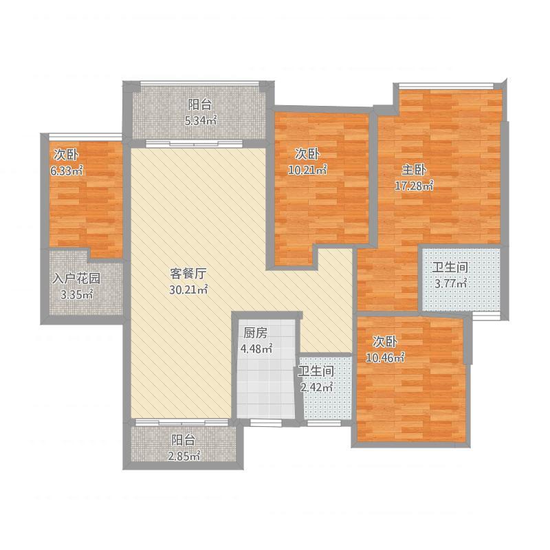锦信华苑一号楼一梯1802
