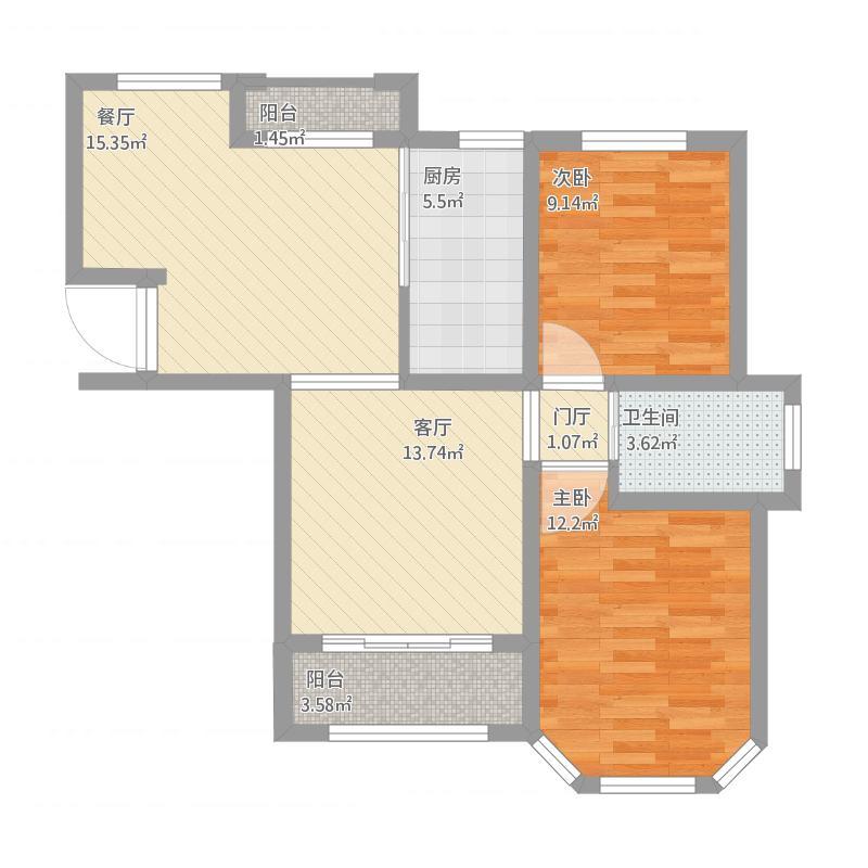 凤凰城16#1701室