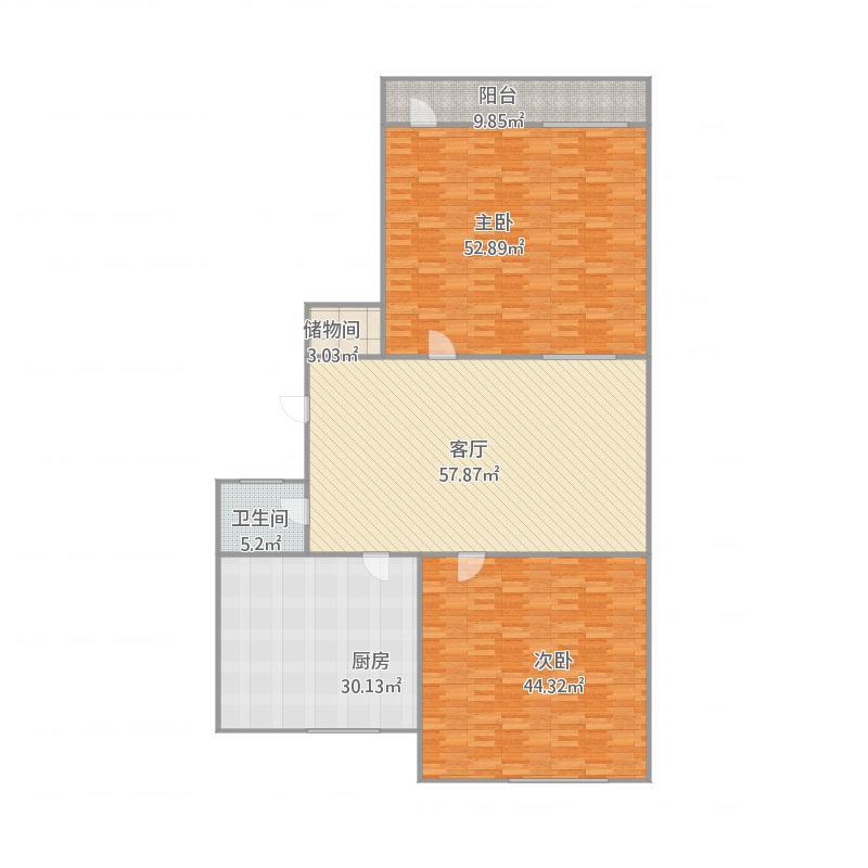 铁路玉函宿舍二区5号楼-1-503