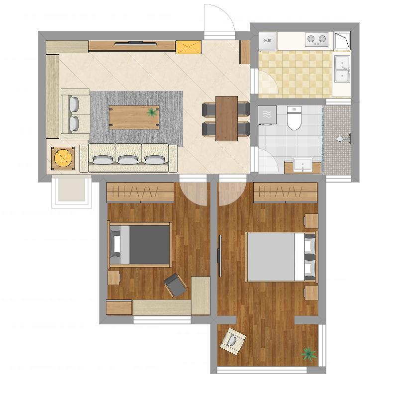 紫东国际3号楼3单元2703