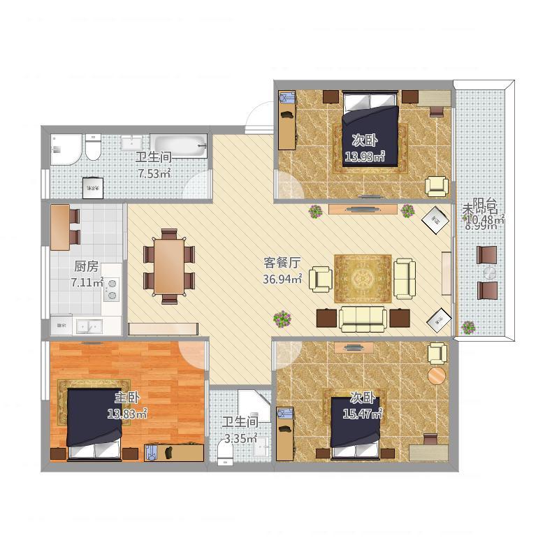 王朝军的房型设计_2016-03-04-2345