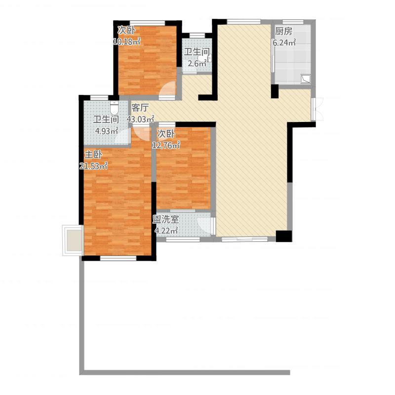 海门中南锦城1幢106室