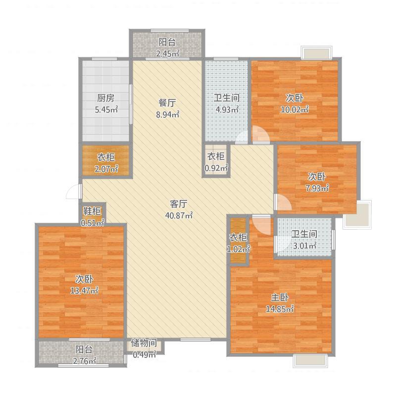 新城海上名园14号01室