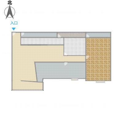 鸿基豪宅152.50㎡鸿基豪宅152.50㎡3室2厅2卫1厨户型3室2厅2卫1厨-副本
