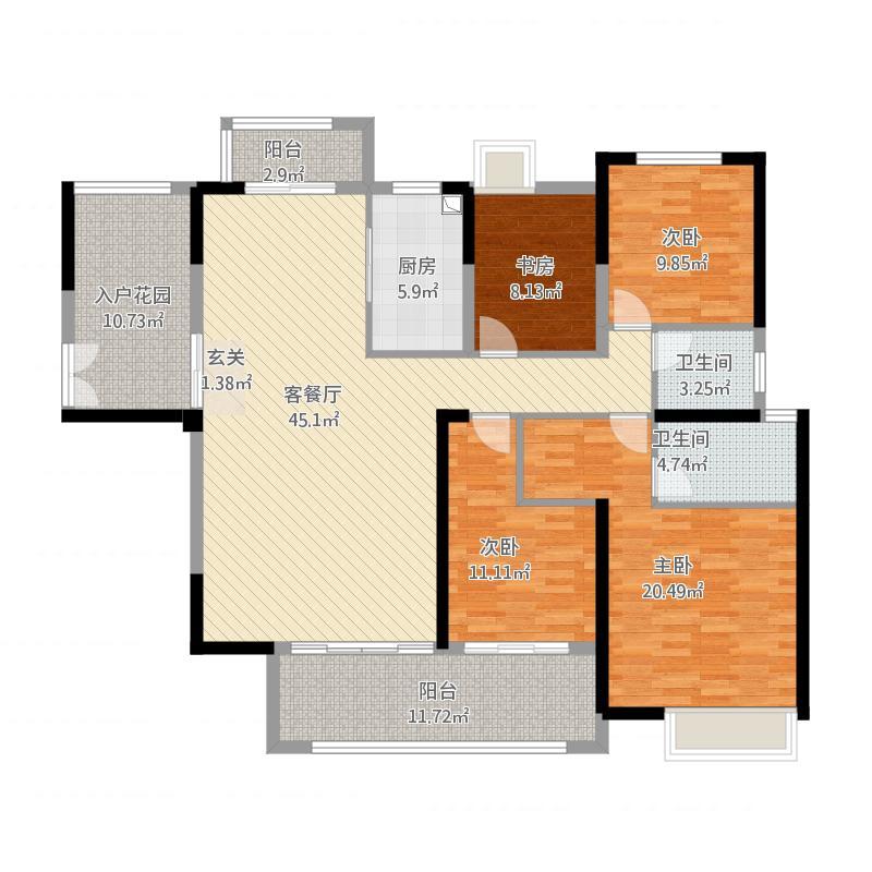 广东中山远洋城天曜17栋2501室