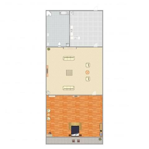 上水陆寺巷1室1厅1卫1厨325.00㎡户型图