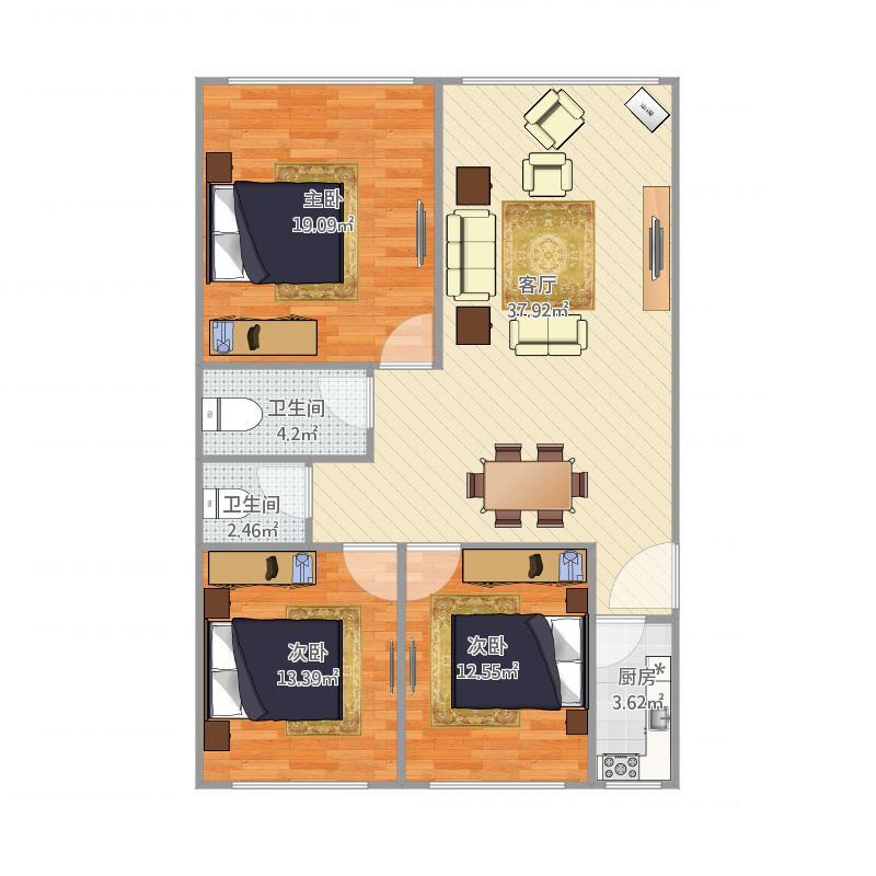 滨江公寓C4