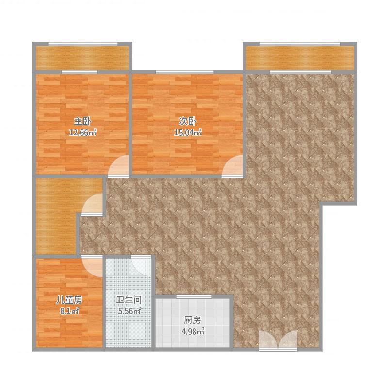 刘素珍-建业22号楼-毛志厂-修设计方案