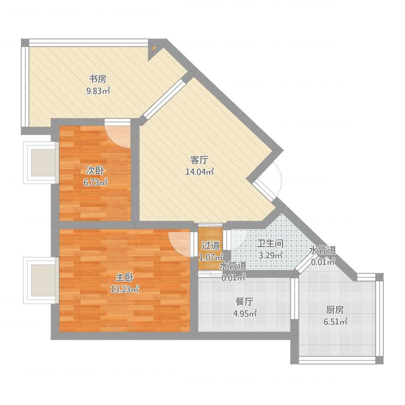 房屋平面8