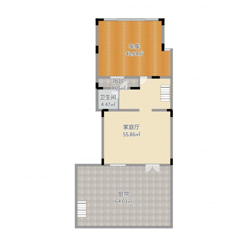 惠州_金山湖-凯旋城别墅-H户型负一层_2016-03-27-1210