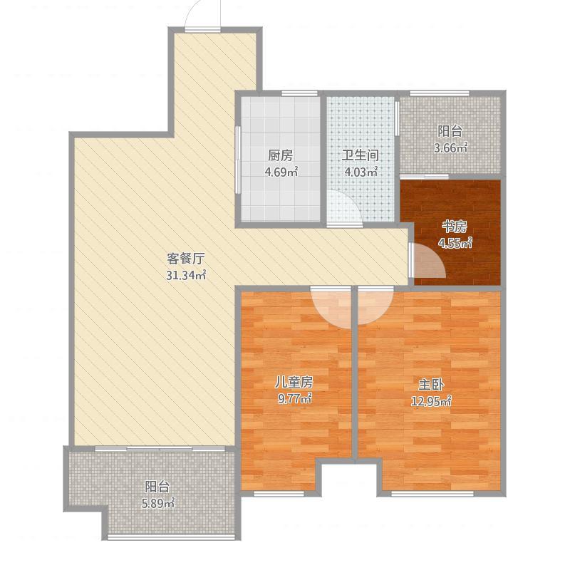 合肥样板间全屋设计需求模板(smi1e_xin)