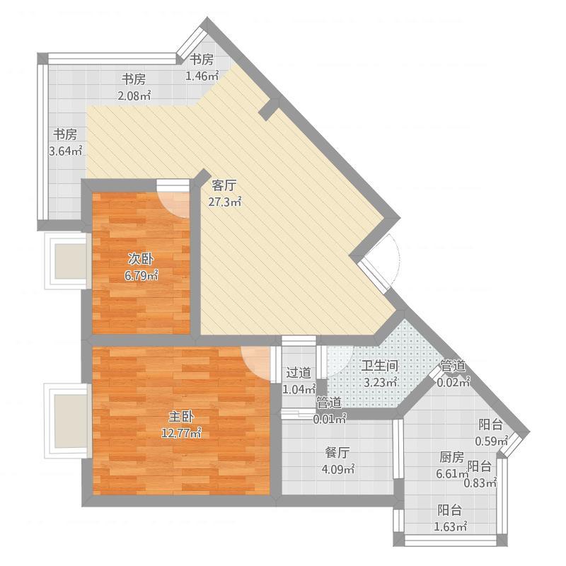 房屋平面1