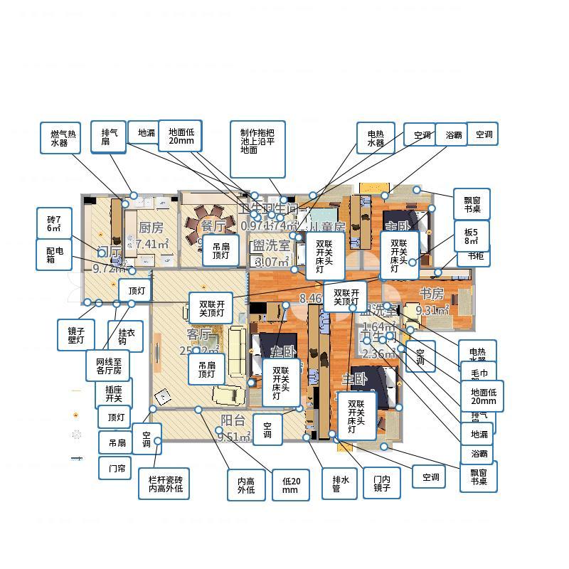 菩提苑施工图1(2)
